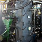 Термоградиентная газофазная установка пиролиза АГАТ-2.0