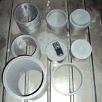 Комплект оснастки для высокотемпературного прессования керамики